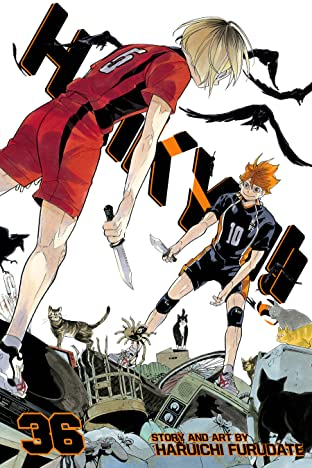 Haikyu!! Vol. 36: I Win