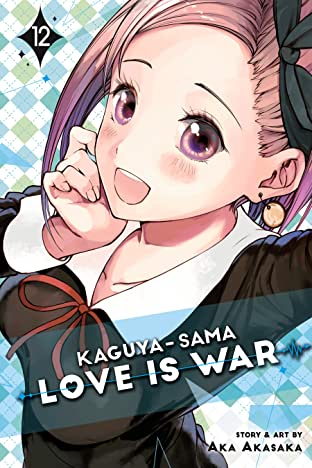 Kaguya-sama: Love Is War Vol. 12