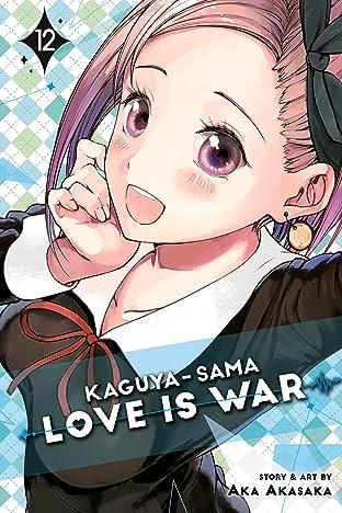 Kaguya-sama: Love Is War Vol. 12