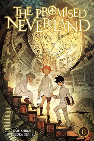 The Promised Neverland Tome 13: The King of Paradise
