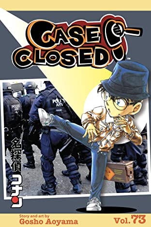 Case Closed Vol. 73: Out of Time