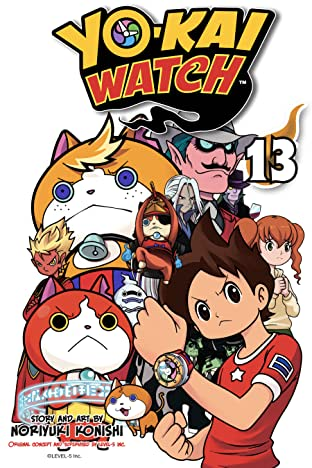 YO-KAI WATCH Vol. 13