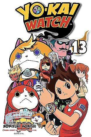 YO-KAI WATCH Tome 13