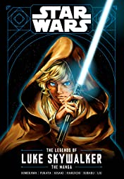 Star Wars: The Legends of Luke Skywalker Manga Vol. 1