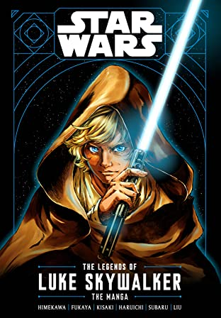 Star Wars: The Legends of Luke Skywalker Manga Tome 1