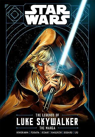 Star Wars: The Legends of Luke Skywalker Manga Vol. 1