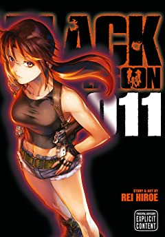 Black Lagoon Vol. 11