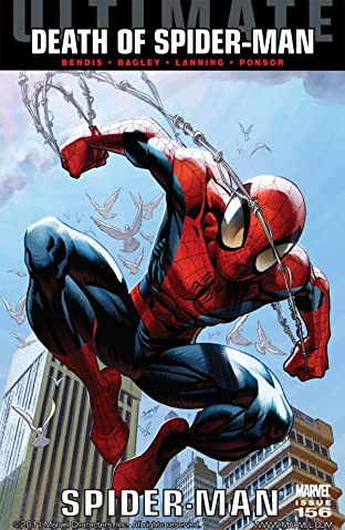 Ultimate Comics Spider-Man (2009-2012) #156