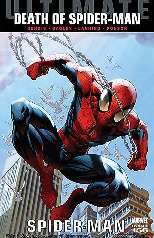 Ultimate Comics Spider-Man (2009-2012) #156