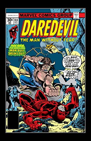 Daredevil (1964-1998) No.144