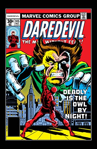 Daredevil (1964-1998) No.145