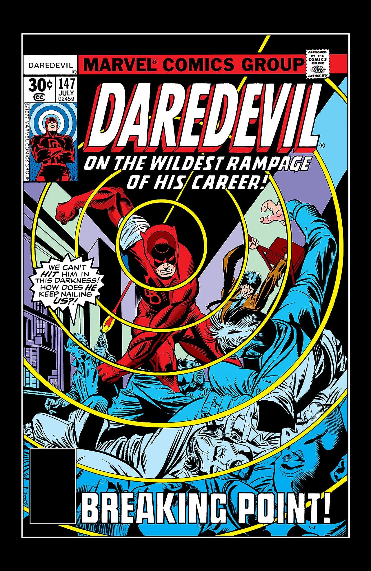 Daredevil (1964-1998) #147