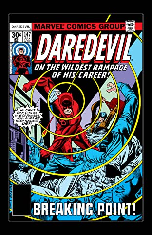 Daredevil (1964-1998) No.147