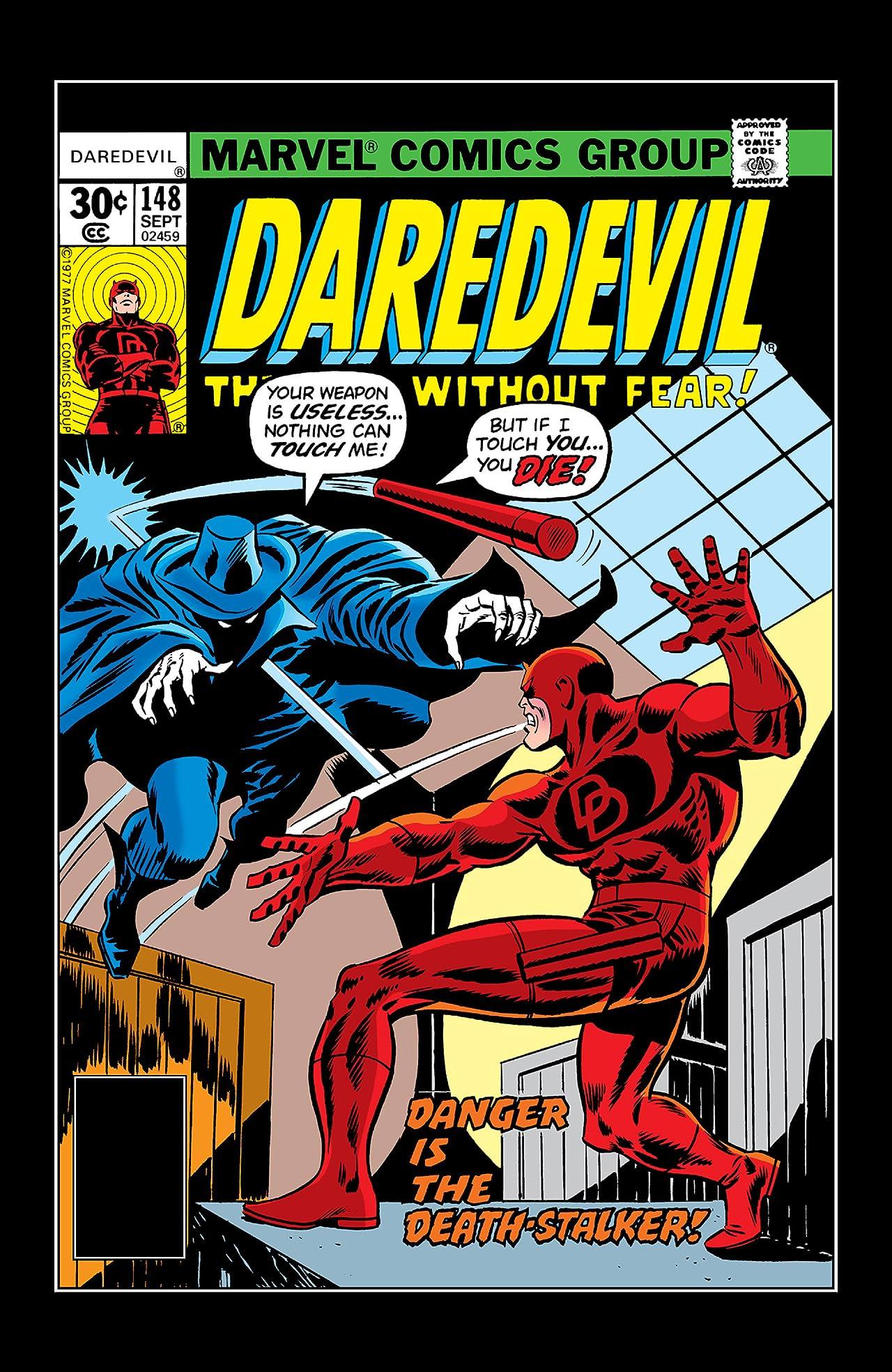 Daredevil (1964-1998) #148