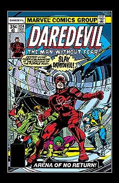Daredevil (1964-1998) #154