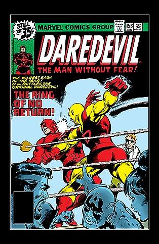 Daredevil (1964-1998) #156