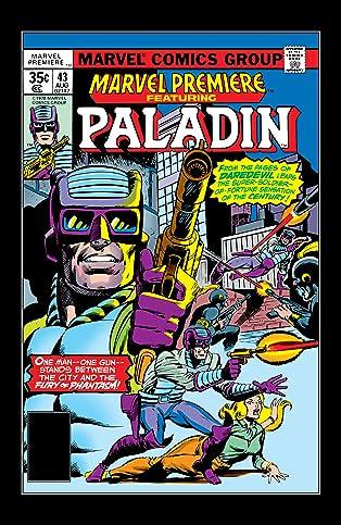 Marvel Premiere (1972-1981) #43