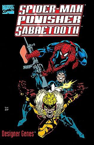 Spider-Man/Punisher/Sabretooth: Designer Genes (1993) #1
