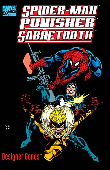 Spider-Man/Punisher/Sabretooth: Designer Genes (1993) #1
