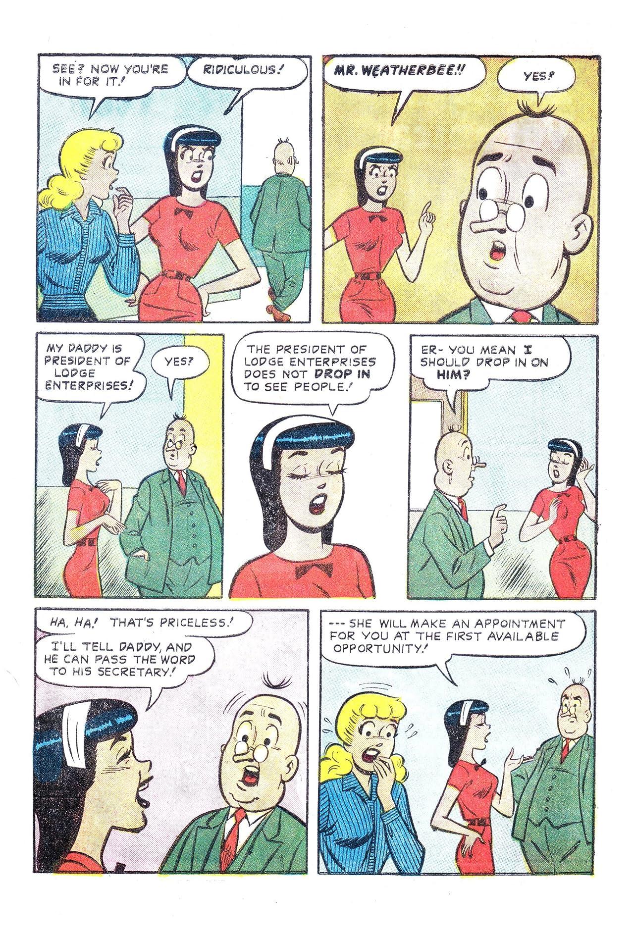 Archie's Girls Betty & Veronica #53