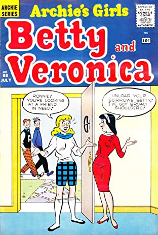 Archie's Girls Betty & Veronica #55