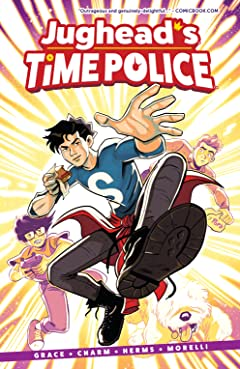 Jughead's Time Police Vol. 1