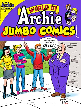 World of Archie Digest #96