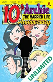 Archie: The Married Life - 10th Anniversary #6