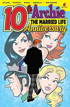 Archie: The Married Life - 10th Anniversary No.6