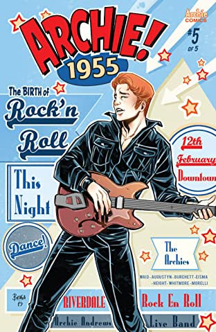 Archie: 1955 No.5