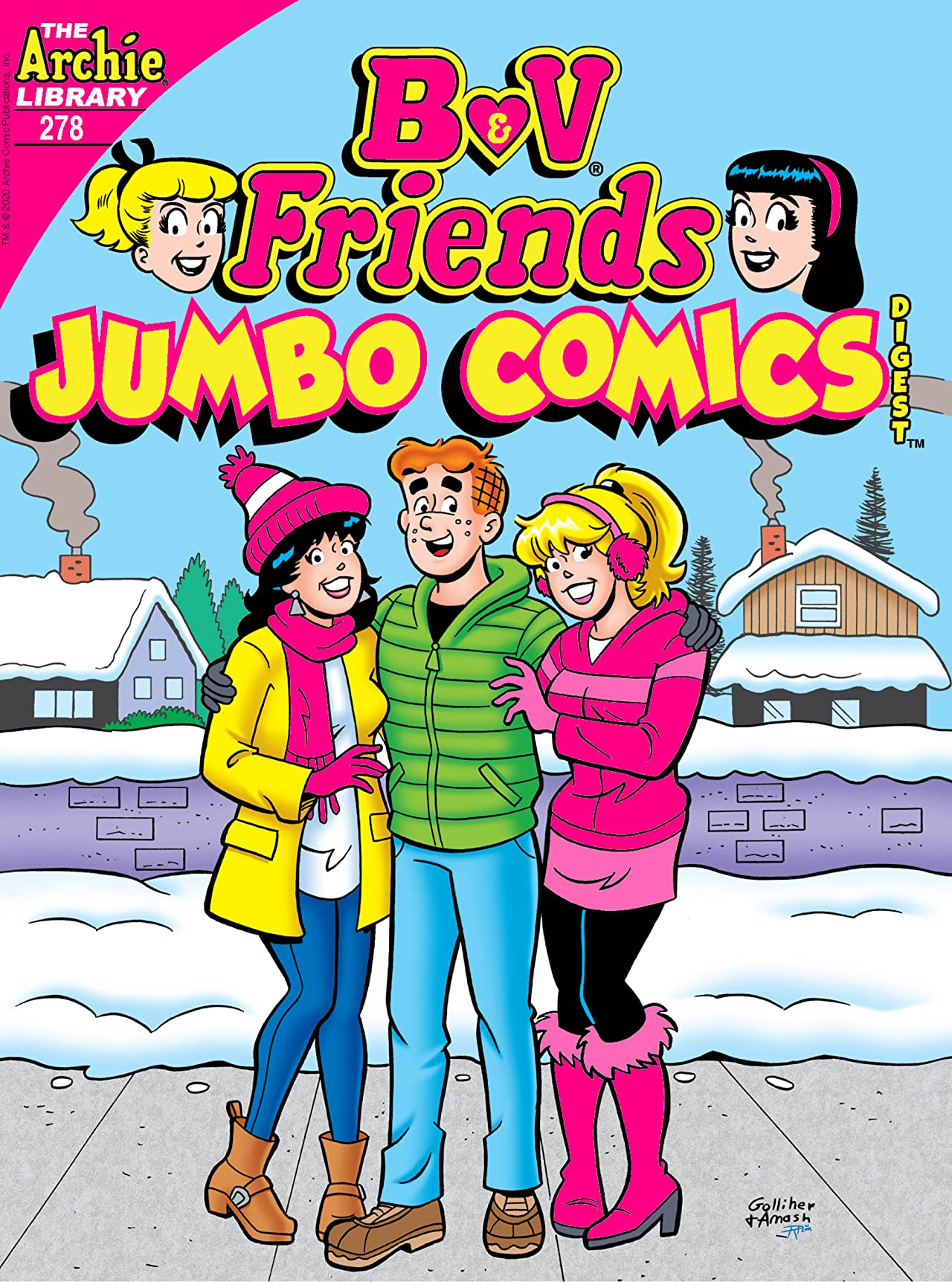 B&V Friends Double Digest No.278