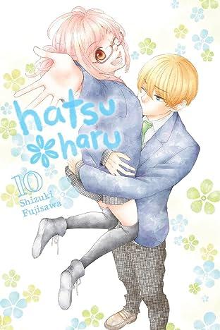 Hatsu*Haru Vol. 10
