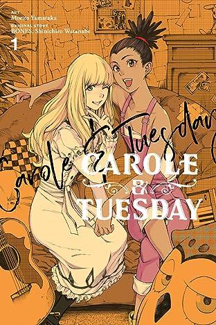 Carole & Tuesday Tome 1
