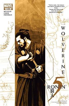 5 Ronin #1 (of 5)