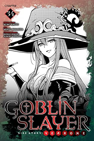 Goblin Slayer Side Story: Year One #34