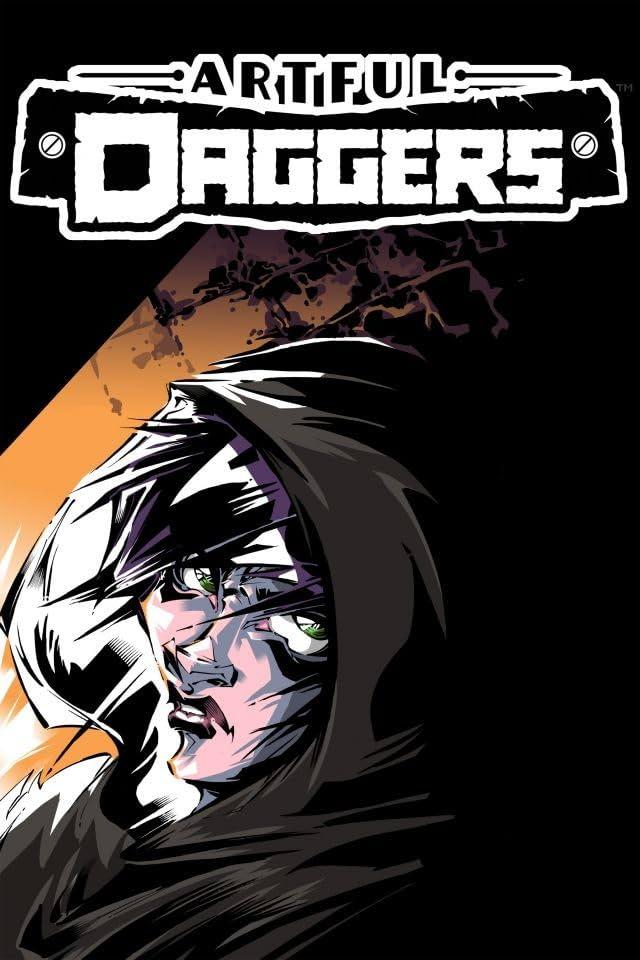 Artful Daggers #10