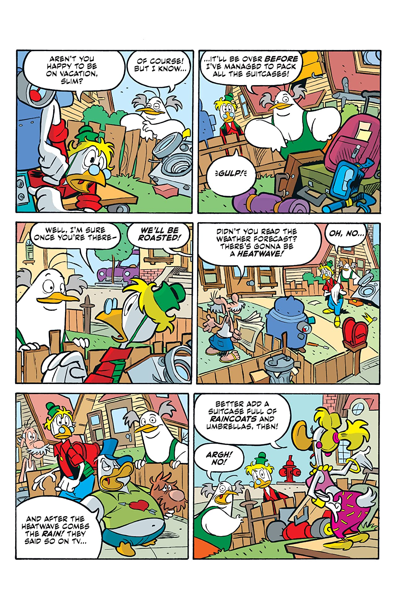 Disney Comics and Stories #11