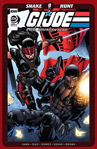 G.I. Joe: A Real American Hero #274