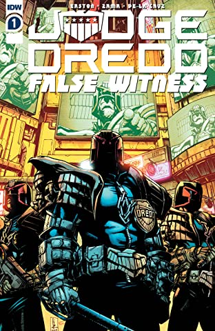Judge Dredd: False Witness No.1