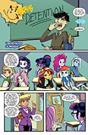 My Little Pony Equestria Girls: Canterlot High: March Radness