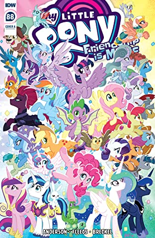 My Little Pony: Friendship is Magic No.88