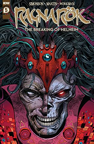 Ragnarök: The Breaking of Helheim No.5 (sur 6)
