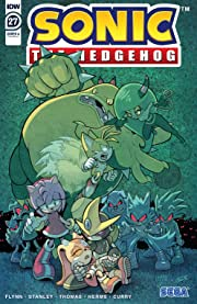 Sonic The Hedgehog (2018-) #27