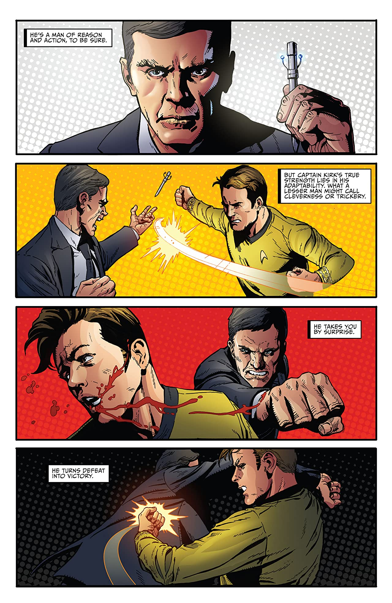 Star Trek: Year Five #12