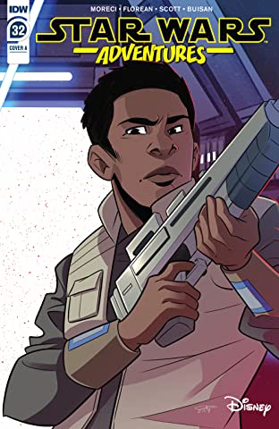 Star Wars Adventures (2017-2020) #32