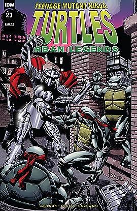 Teenage Mutant Ninja Turtles: Urban Legends #23