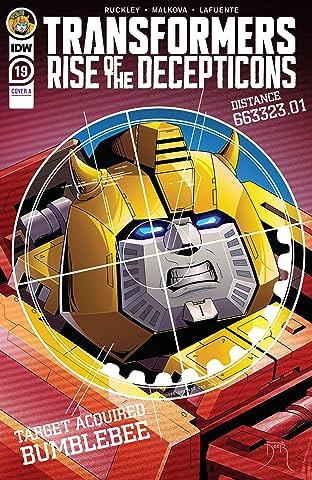 Transformers (2019-) No.19
