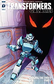 Transformers Galaxies #7