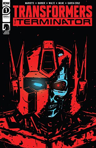 Transformers vs. Terminator No.1 (sur 4)