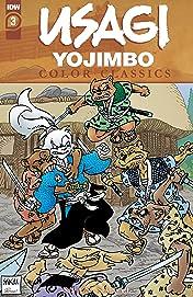 Usagi Yojimbo Color Classics #3